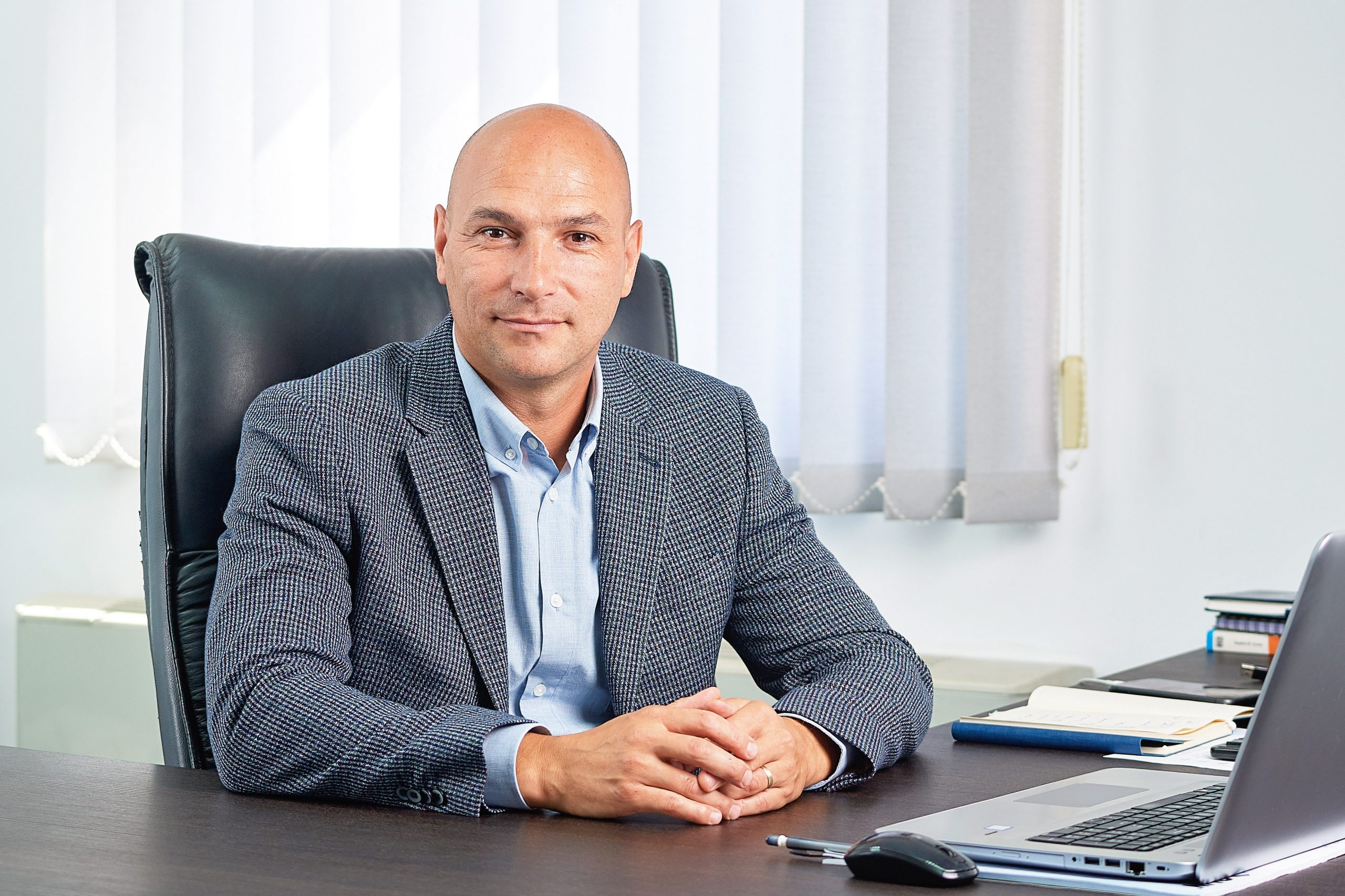 "Ovidiu Tomoiaga, General Manager TermoExpress: ""Acum când încep s�"
