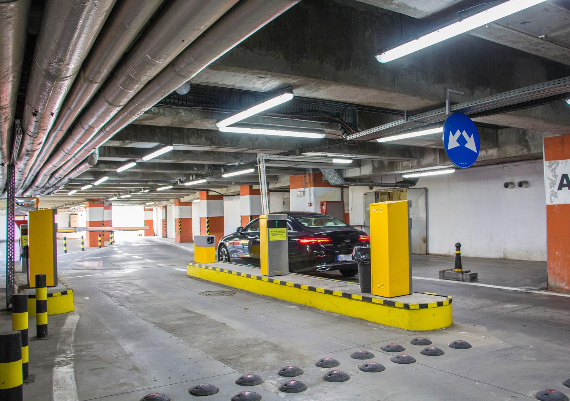 Sistemele de parcare cu barieră – ideale pentru proiectele dezvolta