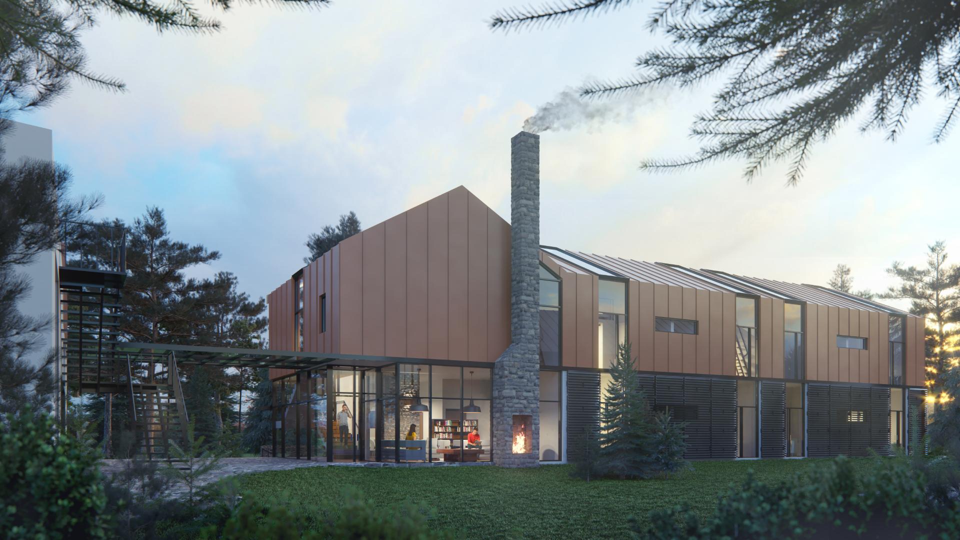 Studio ae: Cum concepi casele pasive și clădirile inteligente în fu