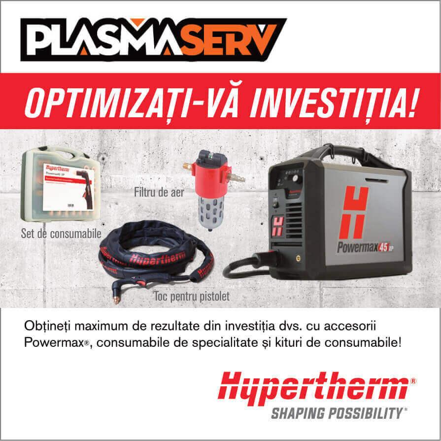 Maximizează potențialul aparatelor de tăiere cu plasmă cu ajutorul