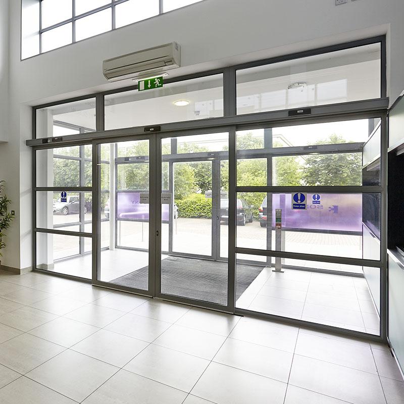 Ușile automate Portalp – ideale pentru proiectul tău