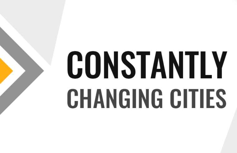 Conferinta online: Constantly Changing Cities