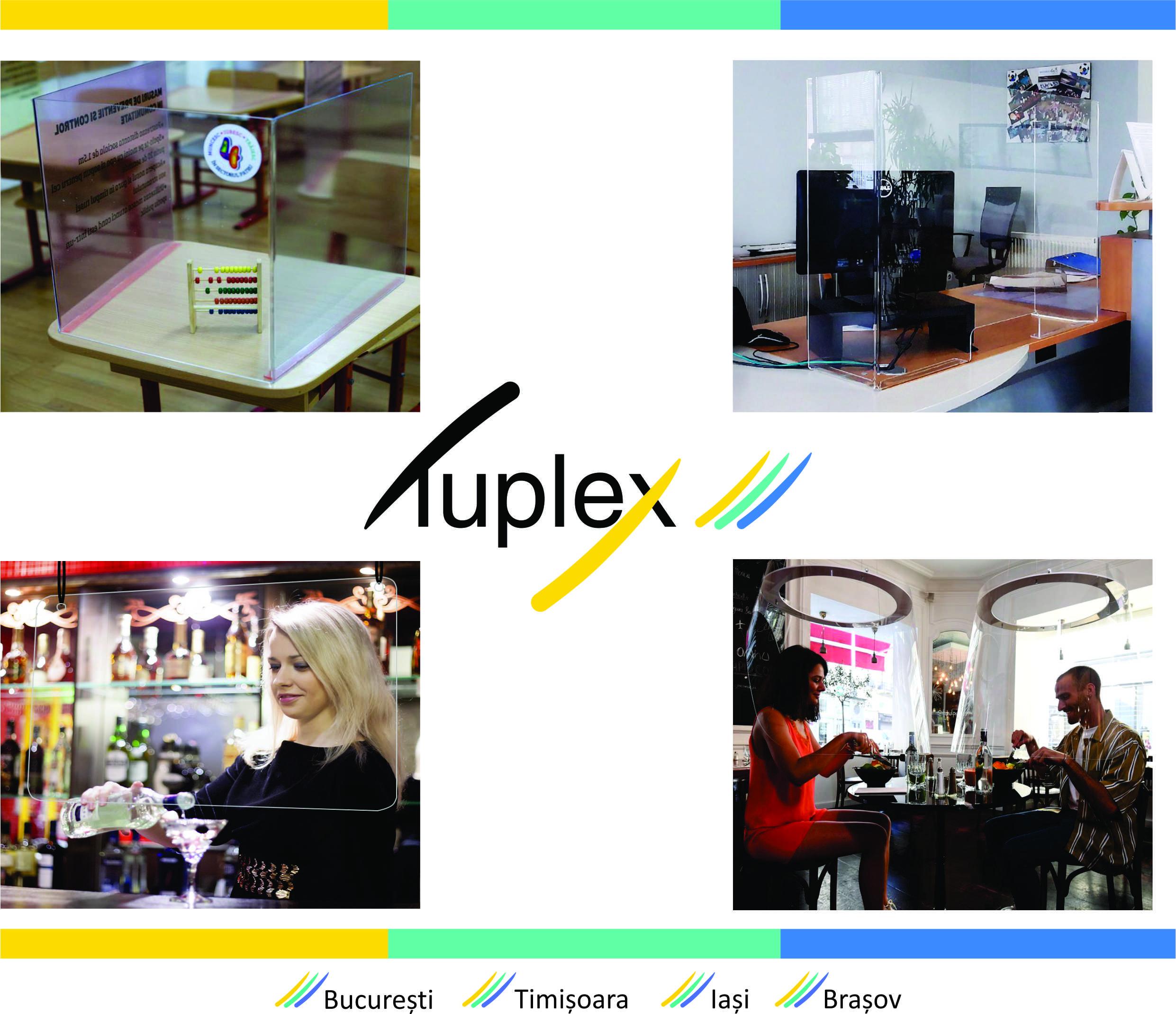 TUPLEX – distribuie din STOC materiale semifabricate ce se pot f