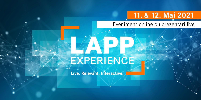 LAPPexperience – eveniment online cu prezentări, întâlniri și ex