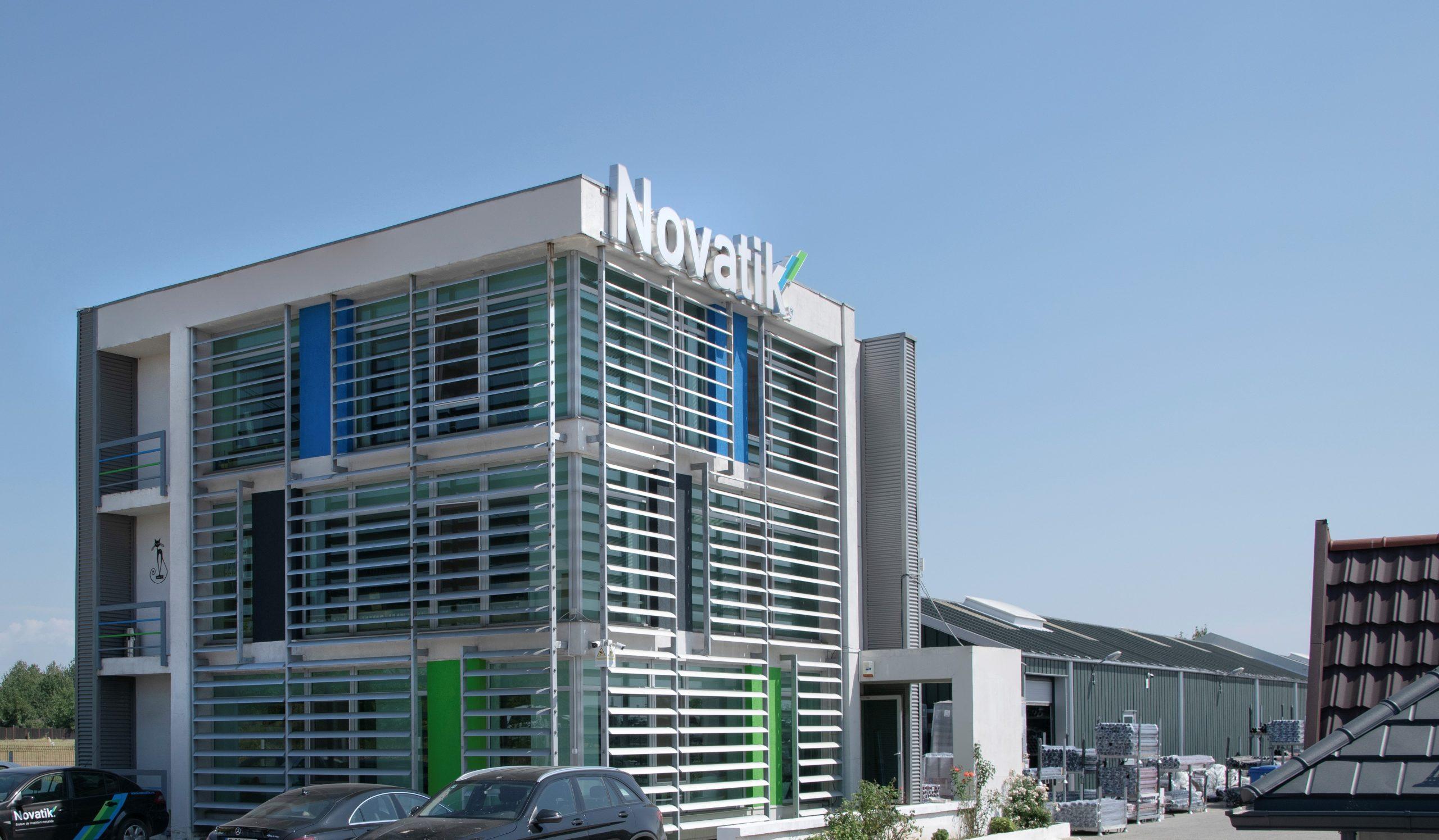 Novatik – creștere de 52 % a vânzărilor de acoperișuri premium �